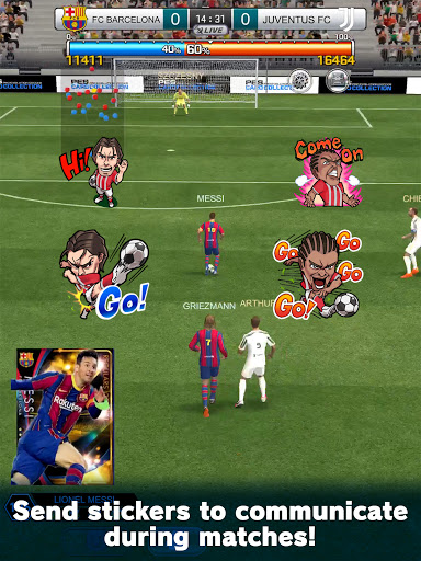 PES CARD COLLECTION apktram screenshots 9