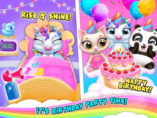 My Baby Unicorn 2 - New Virtual Pony Pet android2mod screenshots 23