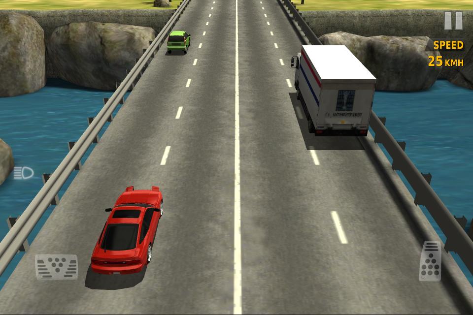 Traffic Racer poster 7
