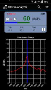 DiGiPro SPL Audio Analyzer For Pc – Windows 7/8/10 And Mac – Free Download 3