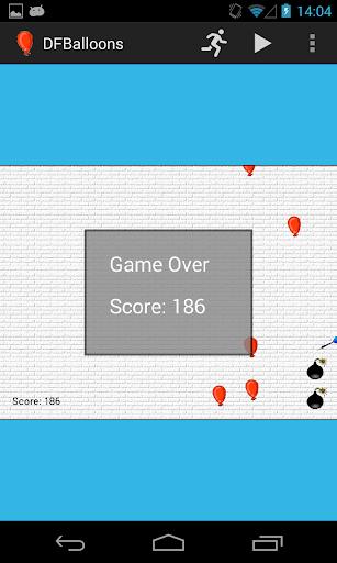 dfballoons screenshot 2