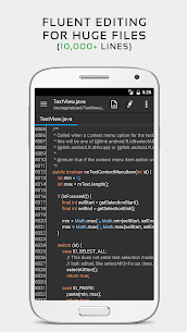 Free QuickEdit Text Editor – Writer  Code Editor Apk Download 2021 2