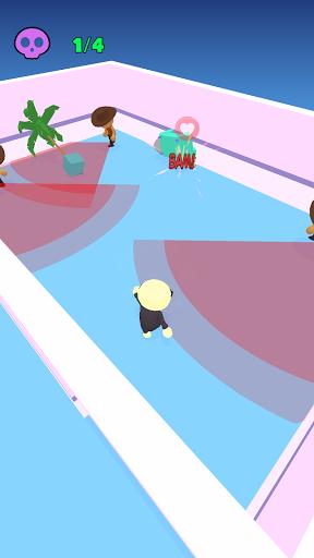 Office Attack 3D! apktreat screenshots 2