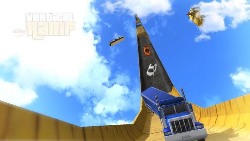 Vertical Mega Ramp Impossible 3D 1.9 screenshots 6