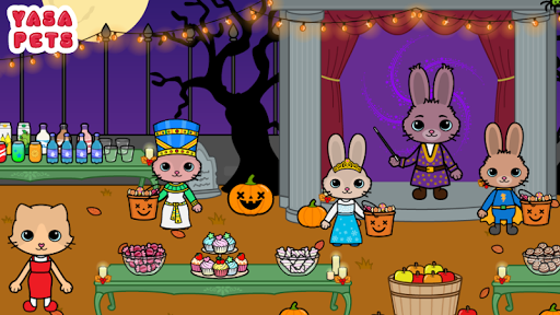 Yasa Pets Halloween 1.0 Screenshots 5