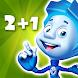 Фиксики. Математика. Развивающие игры для детей