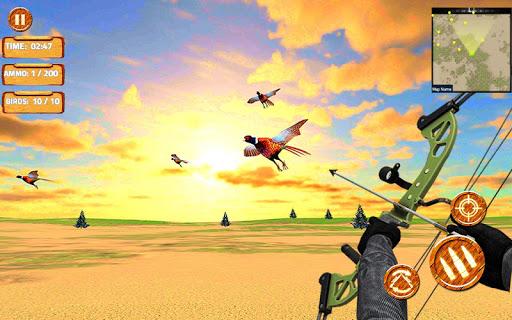Pheasant Shooter: Crossbow Birds Hunting FPS Games 1.1 screenshots 2