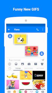 Messenger - Free Texting App 1.4.0 Screenshots 2