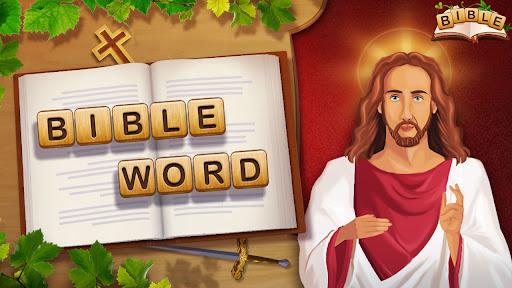 Bible Word Connect-Fun Way to Study Bible apkpoly screenshots 1