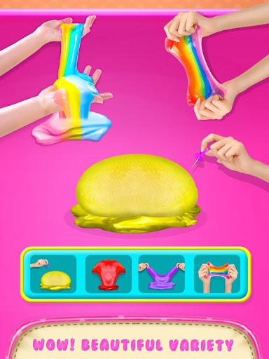 Make Fluffy Slime Jelly  DIY Slime Maker Game 2019 1.7 Screenshots 8