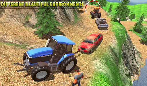 Tractor Pull Simulator Drive: Tractor Game 2020 1.14 screenshots 6