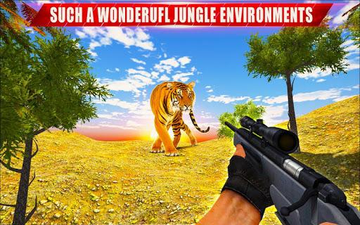 Animal Hunting Sniper Shooter: Jungle Safari filehippodl screenshot 21