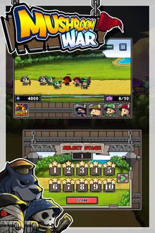 Mushroom War screenshots 2
