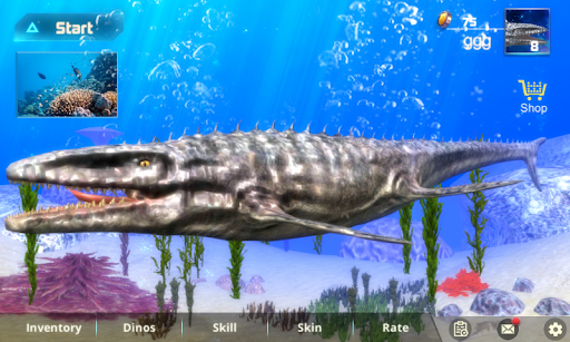 Mosasaurus Simulator screenshots 1