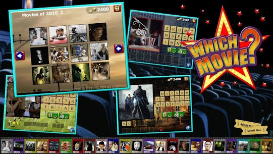 Which Movie? Film Trivia For Pc [free Download On Windows 7, 8, 10, Mac] 1
