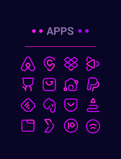 Linebit Gaming - Icon Pack Screenshot
