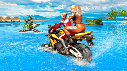 Water Surfer Racing In Moto 2.2 screenshots 8