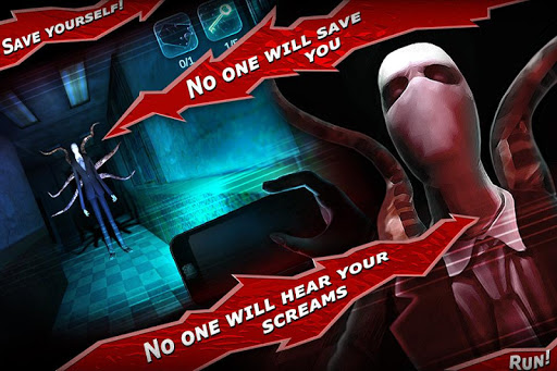 Slenderman Origins 3 Free. Abandoned School  screenshots 1