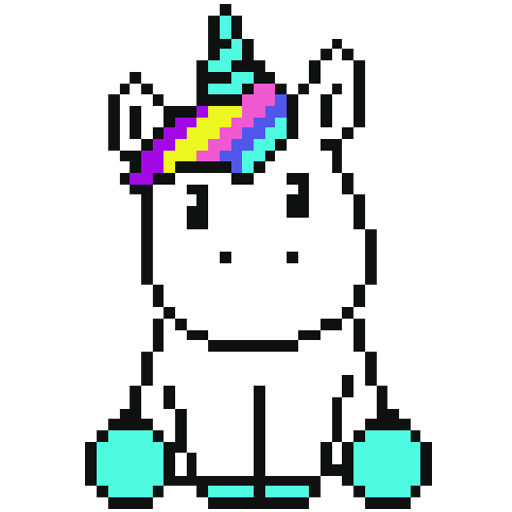 Draw Color by Number - Sandbox Pixel Art