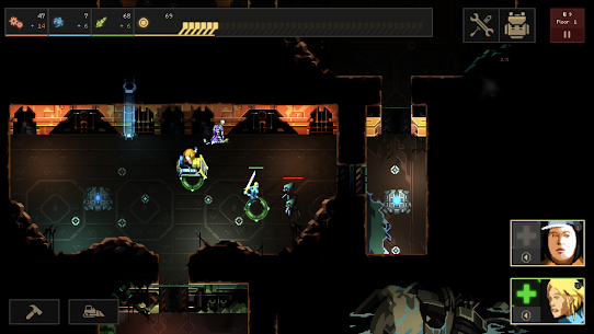 Dungeon of the Endless: Apogee Mod Android 3