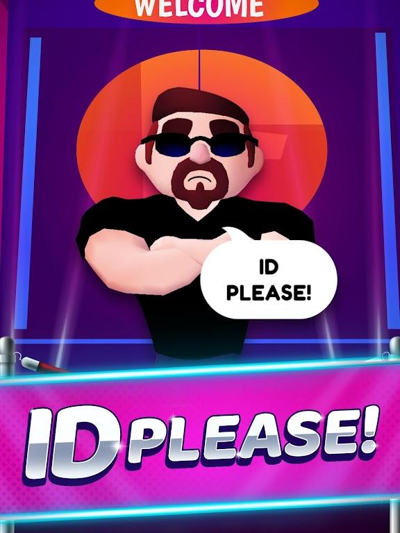 ID Please - Club Simulation poster 8