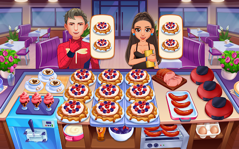 Cooking Family : Madness Restaurant Food Game 9