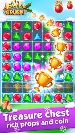Jewel Crushu2122 - Jewels & Gems Match 3 Legend 4.2.3 screenshots 9