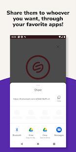 Smash: File transfer