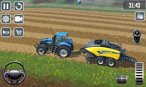 Real Farming Sim 3D 2019  screenshots 1
