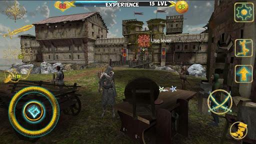 Ninja Samurai Assassin Hero 5 Blade of Fire 1.06 screenshots 4