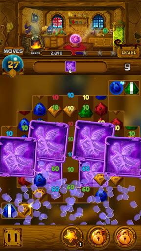 Secret Magic Story: Jewel Match 3 Puzzle  screenshots 4
