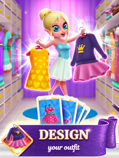 Princess Alice - Bubble Shooter Game 2.2 screenshots 9