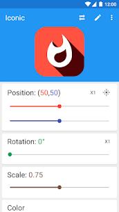 Iconic Icon Maker, Custom Logo Pack Design [Pro] APK 4