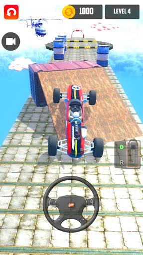 Car Climb Racing: Mega Ramps apktram screenshots 3