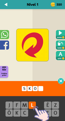Logo Test: Adivinher a Marca 2.4.0 screenshots 5
