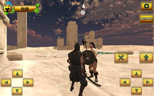 Ninja Samurai Assassin Hero  screenshots 4