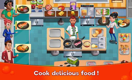 Cooking Cafe Restaurant Girls - Best Cooking Game 2.0.3 Screenshots 1