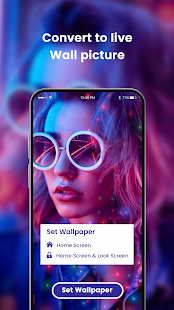 Image For TickTok Video Wallpaper - Set video as Wallpaper Versi 1.2 3