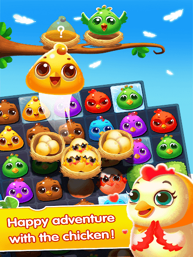 Chicken Splash 2 - Collect Eggs & Feed Babies apktram screenshots 15