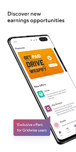 Gridwise – Rideshare and Delivery Driver Assistant