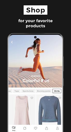 ABOUT YOU Online Fashion Shop apktram screenshots 3