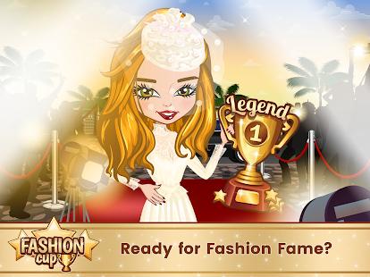 Fashion Cup - Dress up & Duel screenshots 13