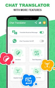 Chat Translator 2021: All language Chat Translator 1.5
