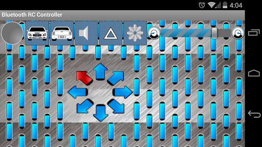 Arduino Bluetooth RC Car  screenshots 4