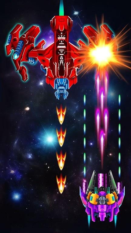 Galaxy Attack: Alien Shooter poster 1