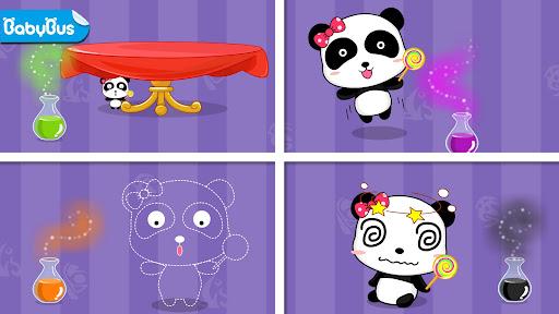 Baby Panda's Color Mixing Studio  screenshots 1