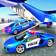Cargo Airplane Police Vehicle Transporter