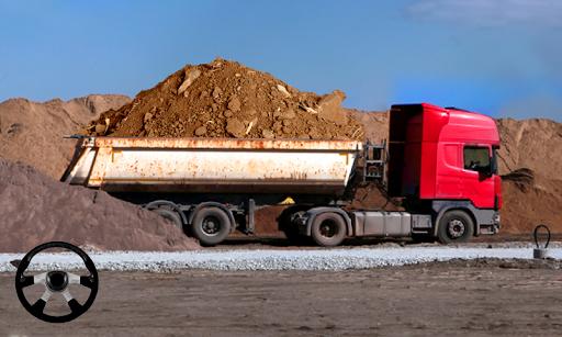 Truck Simulator Hill Transport Driver Truck 3D 1.0.5 screenshots 3