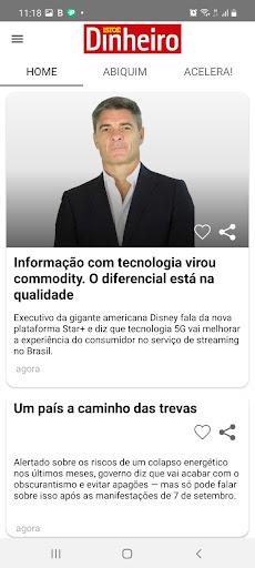 Revista ISTOÉ Dinheiro screenshots 2