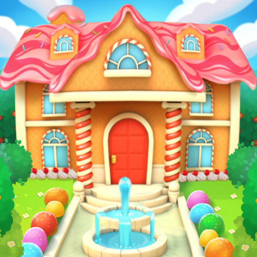 Candy Manor - Design de casa